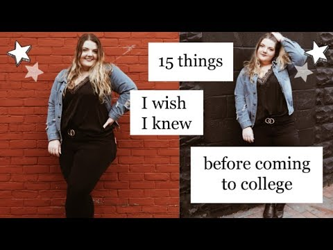 15 THINGS I WISH I KNEW BEFORE FRESHMAN YEAR | DREXEL UNIVERSITY