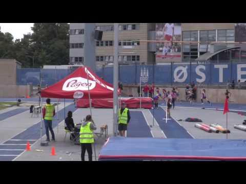 2016 - DMU - 4x100 meter 14-15-årige piger