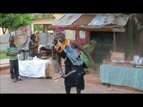Rito de circunsicion  Senegal