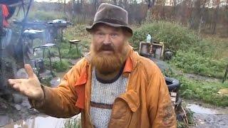 Зелёный Робинзон (30 лет в лесу).