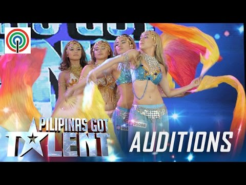 Pilipinas Got Talent Season 5 Auditions: Angel Fire - Belly Dancers