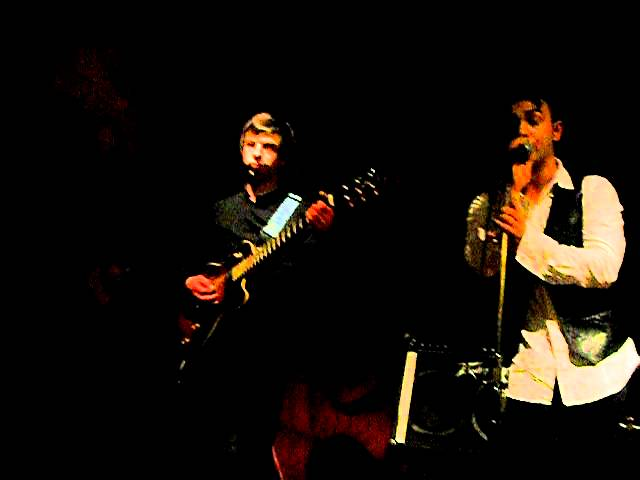 Nero moderno - fatal flaw (the Sound cover) live@ Quattro venti - Fragagnano (TA)  [04/01/12] Travel Video