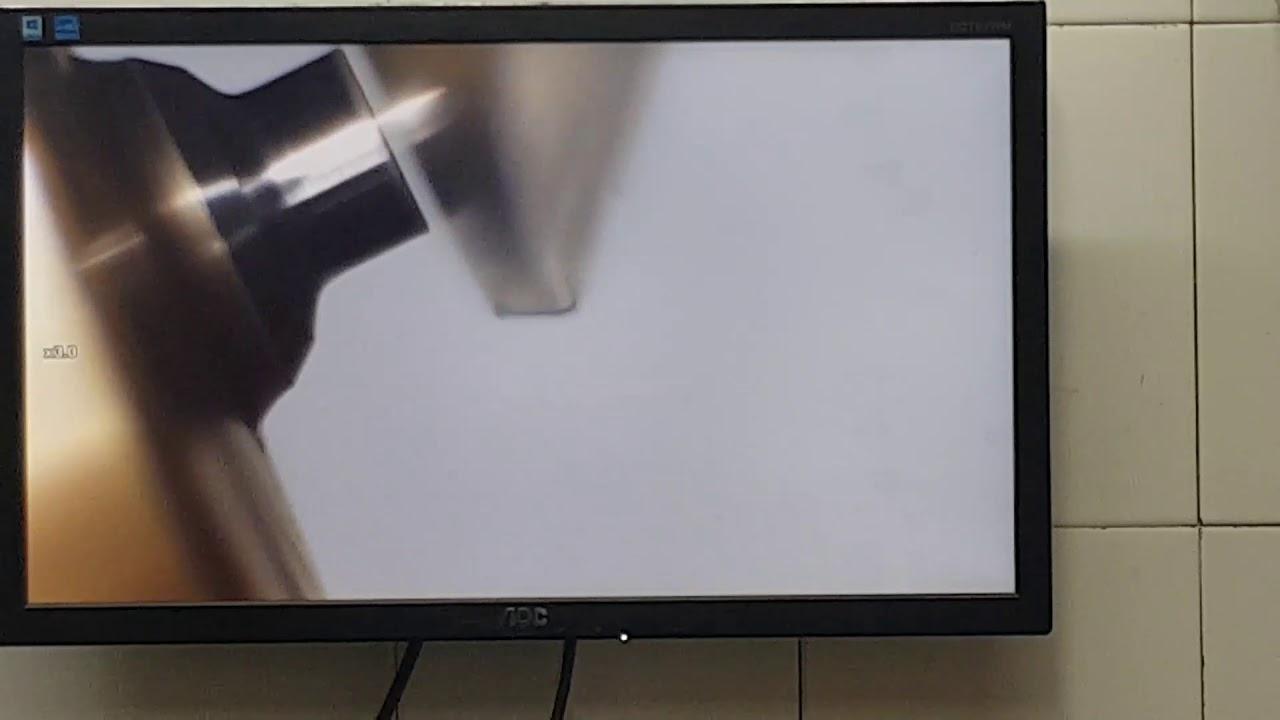 Ремонт ПИНа пьезо клапана (правим) после некачественной обработки.