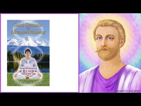 Saint Germain on Advanced Alchemy Discourse and Darshan with Minneapolis Heartfriends