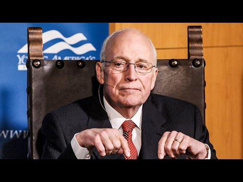 Slimy Dick Cheney Still Dictating GOP Foreign Policy - The Ring Of Fire