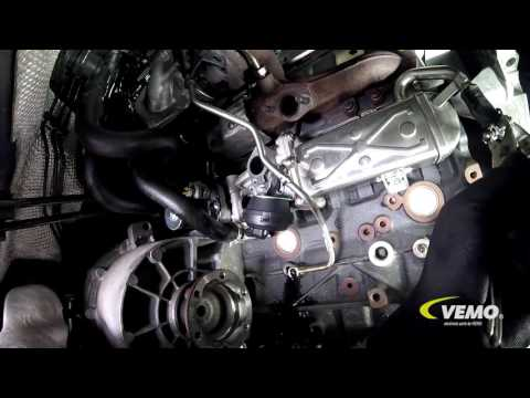 Installation of the EGR-Valve V10-63-0083