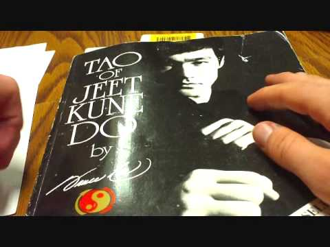 book review the the Tao of jeet kune do
