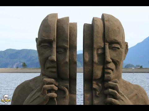 Самые необычные скульптуры мира
