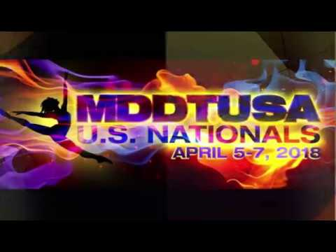 2018 U.S. Dance Team & Drill Team Nationals! REGISTER NOW!