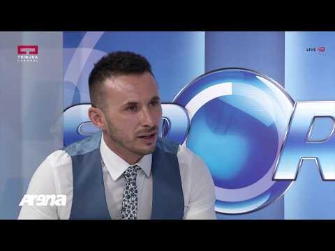 ARENA - Intervista - Arben Zeqiri