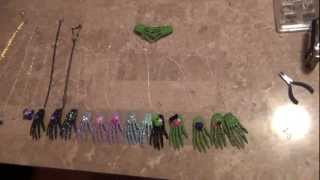 Crafts: Zombie Jewelry and Sparkly Things Thumbnail
