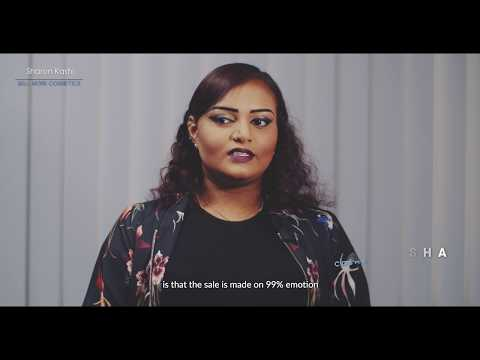 Sha - Testimonial on Sharon's cosmetic sales seminar
