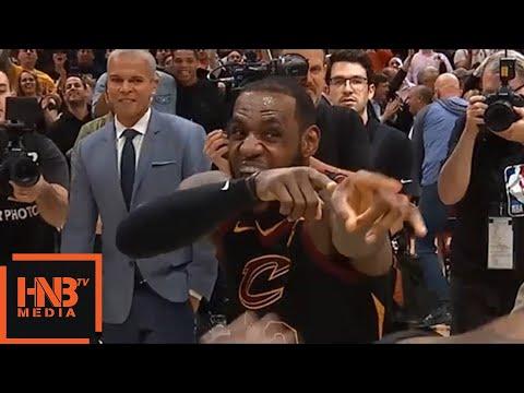 LeBron James Game-Winner / Cavaliers Vs Raptors Game 3