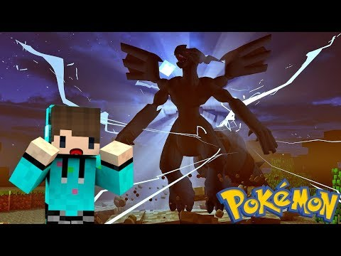 MENEPATI JANJI TEGUHTEAM UNTUK MENJINAKKAN 2 NAGA KEMBAR ! Minecraft Survival Pokemon #53