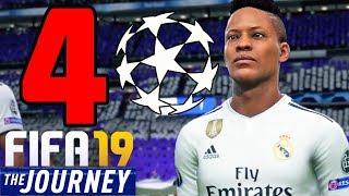 INIZIA LA CHAMPIONS LEAGUE! LA MALEDIZIONE DEGLI HUNTER - FIFA 19 THE JOURNEY: Campioni #4
