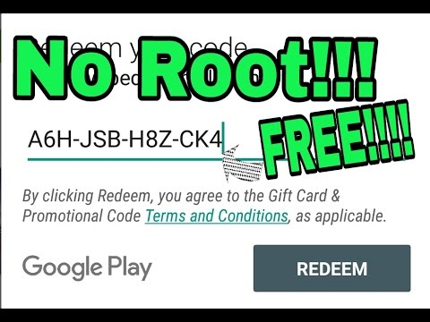 How to get FREE Play Store redeem code !!!