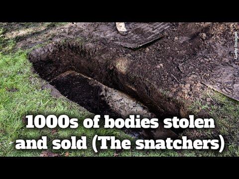 The Famous irish Body Snatchers graveyard (Dublin)