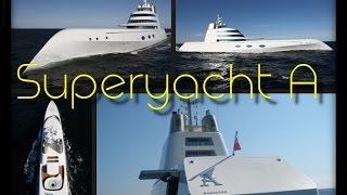 Superyacht A - $ 323.000.000 - 122m