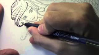 Cum se deseneaza o sirena