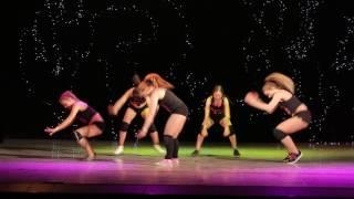 Танцгруппа Jango Mango - Dance Star Festival - X 24.04.16.