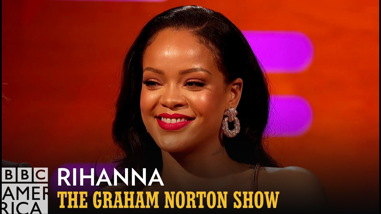 Rihanna Confirms New Music Is Coming - The Graham Norton Show