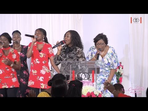 Dena Mwana - Medley - He's Able / Way Marker / You are Great / Here I am to Worship / Fill Me Up