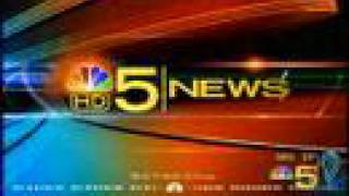 NBC 5 News 5PM Open HD