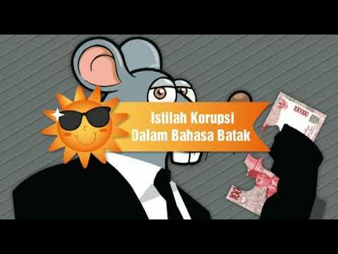 Lucu & Ironi Tentang Korupsi, OTT KPK & Pilkada: Istilah Bahasa Batak. Ngakak Yuk