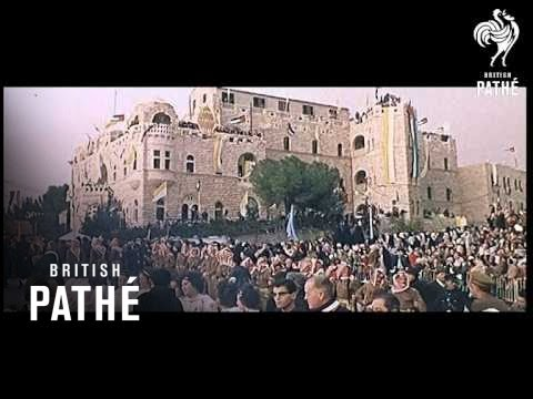 The Papal Pilgrimage - Technicolor (1964)