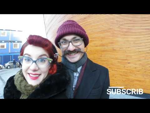 What we ate in Finland | Vintage Couple Travel Vlog | Paige Lavoie