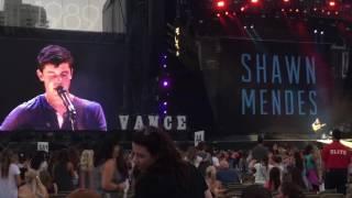 Shawn Mendes - Stitches (Live)