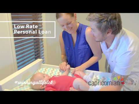 Personal loans from the Capricornian