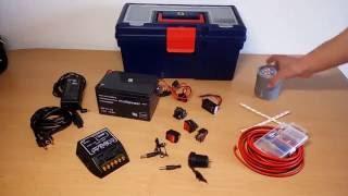 DIY Solar Power Pack