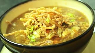 CHICKEN MANCHOW SOUP Urdu/Hindi Recipe *COOK WITH FAIZA*