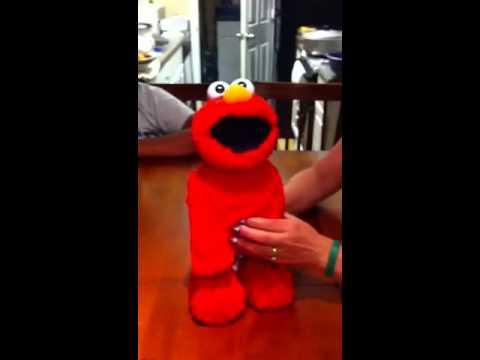 Elmo's laugh