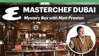 The Masterchef Restaurant Dubai with Matt Preston