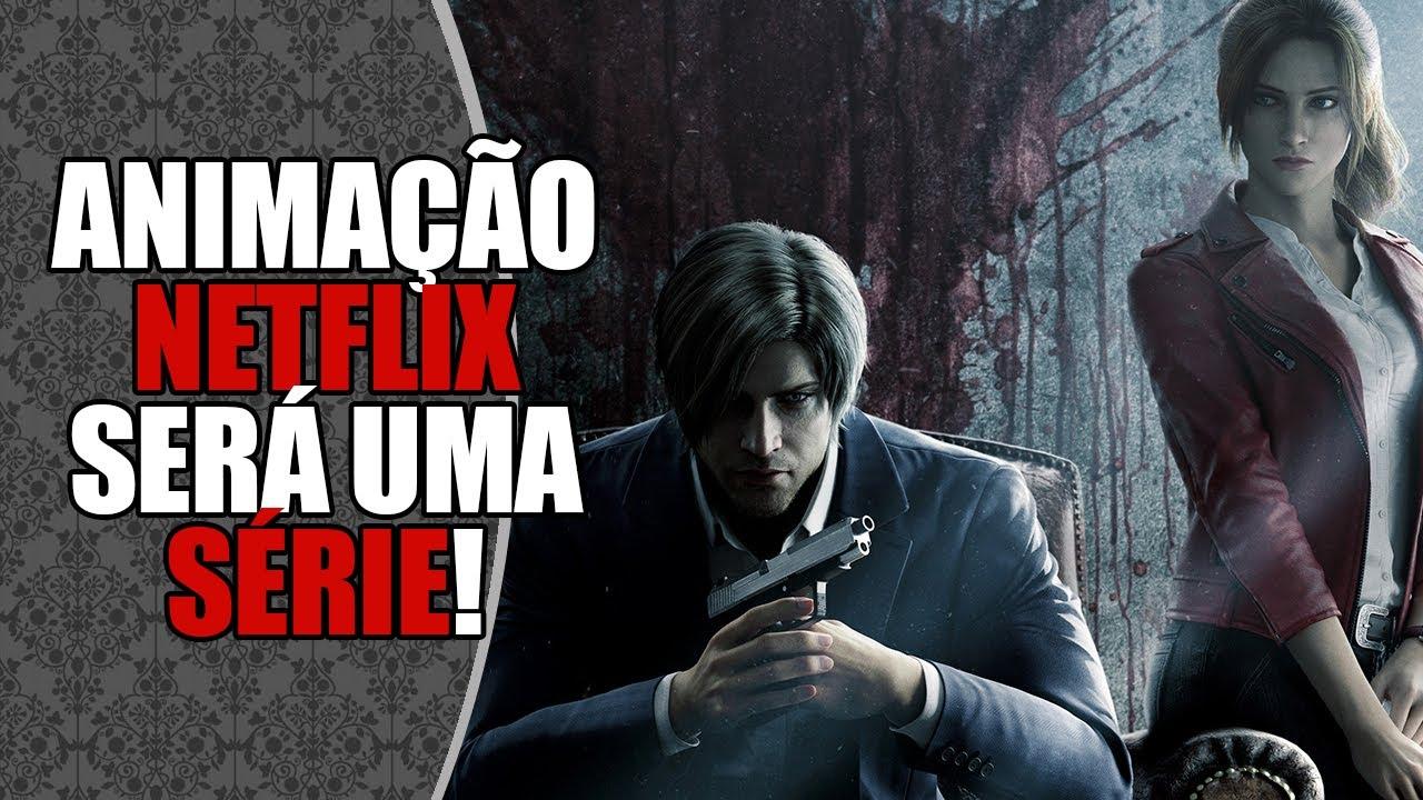 Resident Evil: O Escuro Absoluto | Nova SÉRIE de CGI da Capcom e da Netflix! Saiba TUDO!