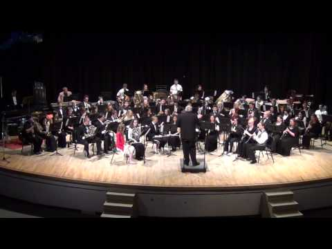 Northern Zone Nevada Music Educator's Honor Bands Concert