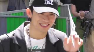 NAOTO / Exile Tribe 三代目 3JSB J Soul Brothers @ Paris Fashion Wee...