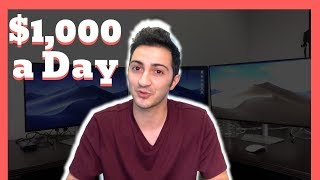How to Make $1,000 a Day Online Using Simple Quizzes