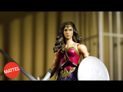 Join the League - Mattel Wonder Woman Figure | Mattel