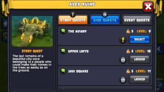 avex ruins