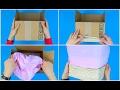 Come trasformare una vecchia scatola in modo utile e veloce