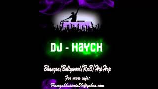 DJHaych - Bollywood Megamix