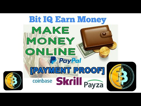 Money IQ  Daly Earn 2-4 dollar. Best for students 100%payment proof. so watching my tutorial