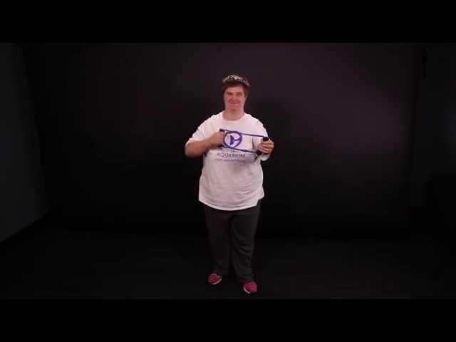 Adaptive Exercises: Shoulder Press