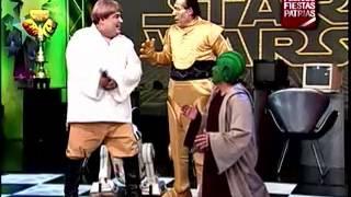El Especial del Humor 27-07-13 EL DUELO DEL HUMOR / PARODIAS DE BATMAN y ROBIN vs STAR WARS
