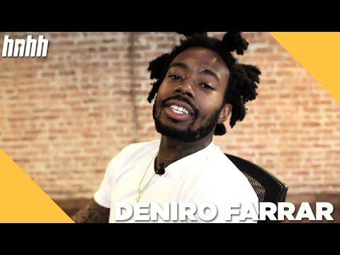 "Deniro Farrar Breaks Down ""Cult Rap"" And His ""Left-Field"" Status"
