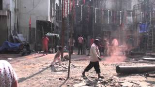 india, mumbai (bombay), holi