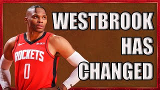 I Was Wrong about Westbrook...